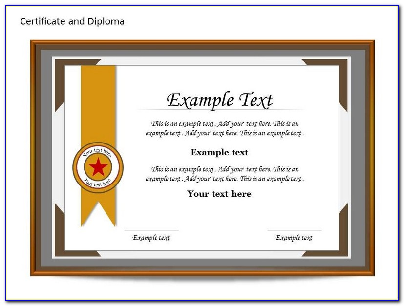 Free Printable School Award Certificate Templates