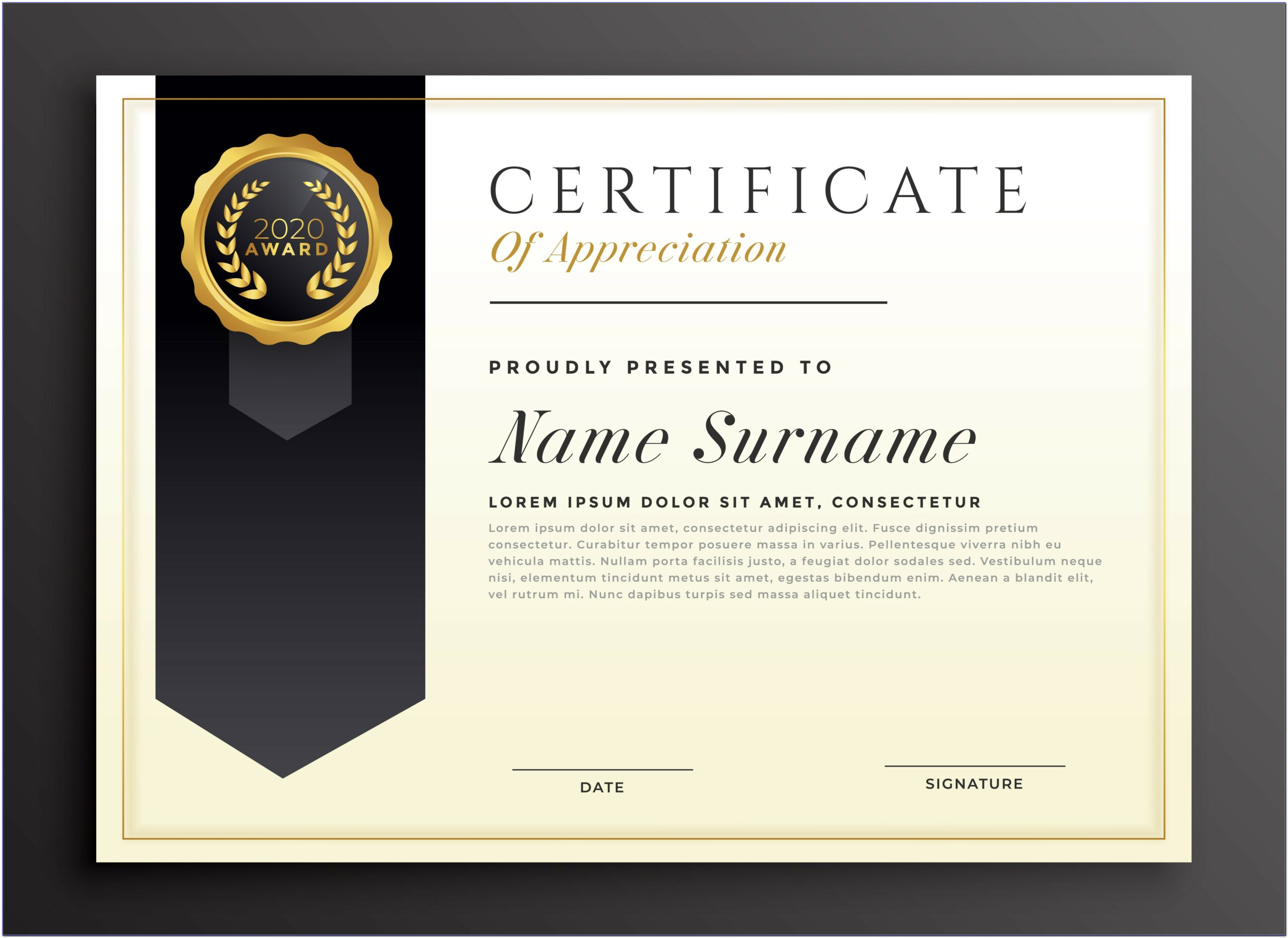 Free Silly Certificates Awards Templates