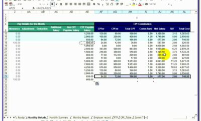 1099 Excel Template 2015