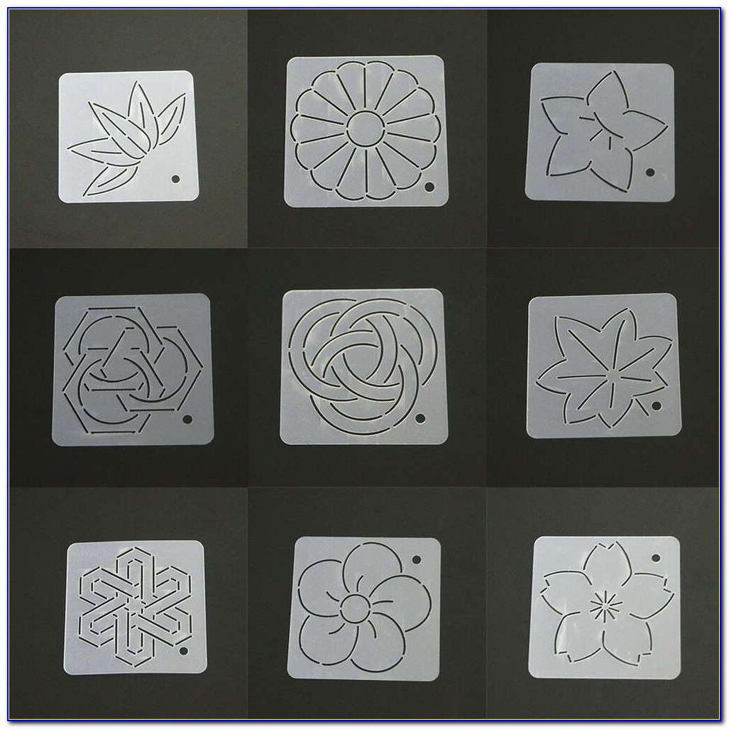 Acrylic Templates For Quilting