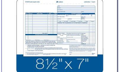 Adams 5840 Dc 5840 Invoice Book