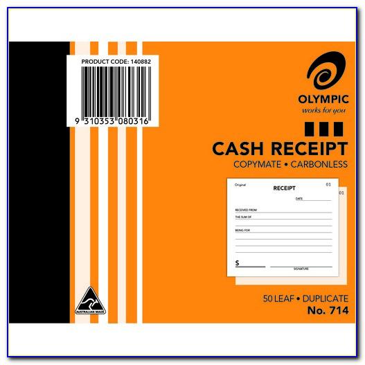 Adams Carbonless Invoice Books