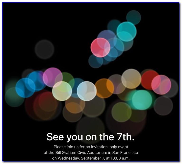 Apple Announcement Dates History