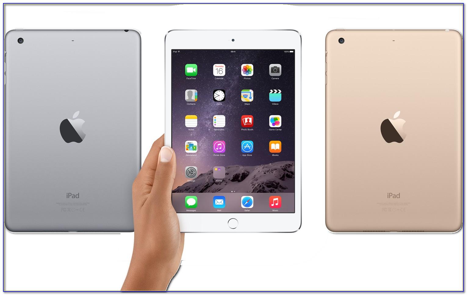 Apple Announcement Ipad Mini