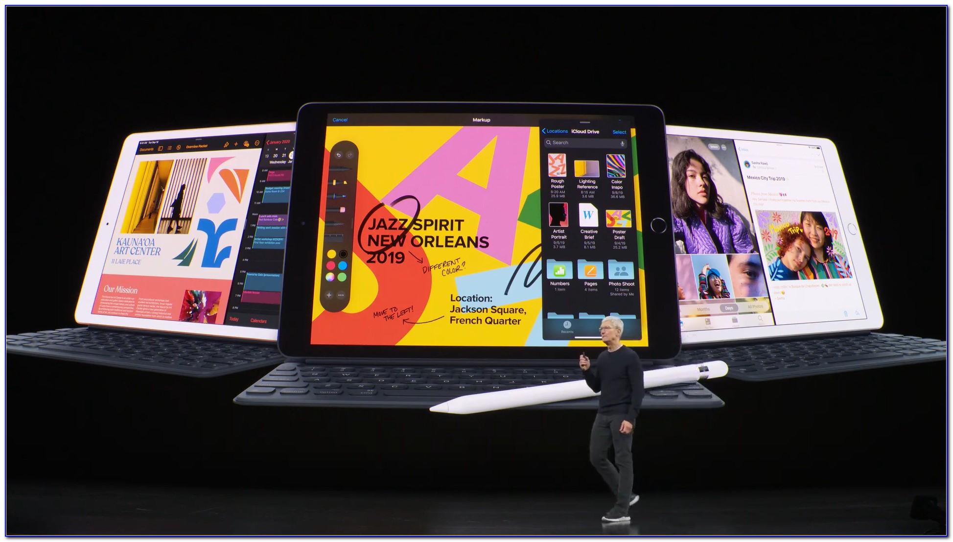 Apple Ipad Announcement Date