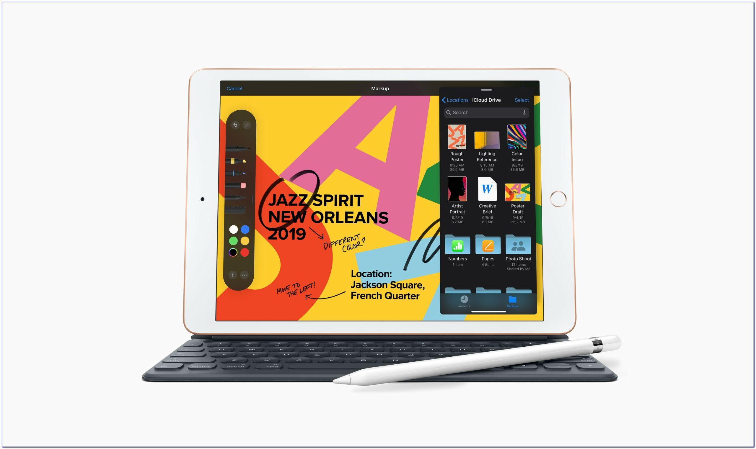 Apple Ipad Announcement October 2019