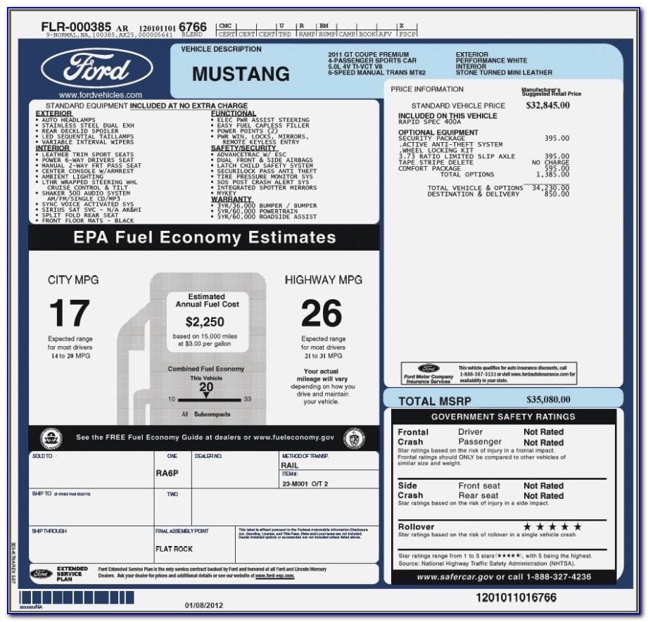 Car Price Msrp Vs Invoice
