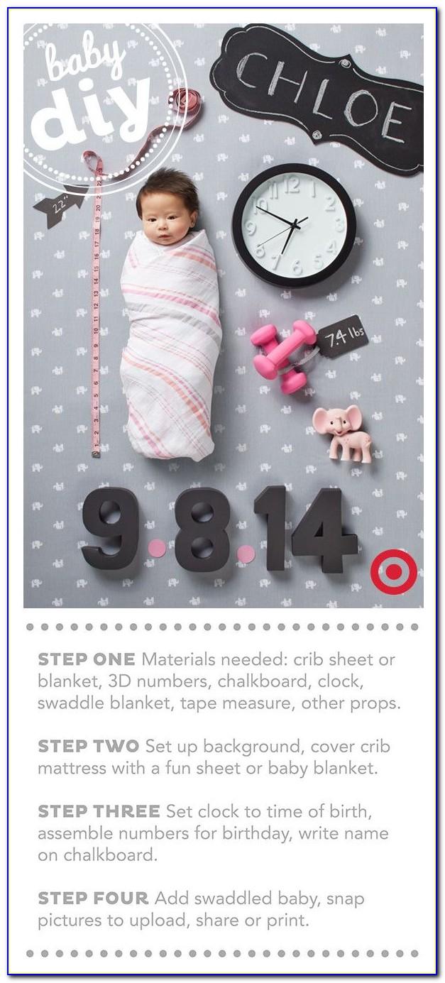 Cute Baby Birth Announcement Ideas
