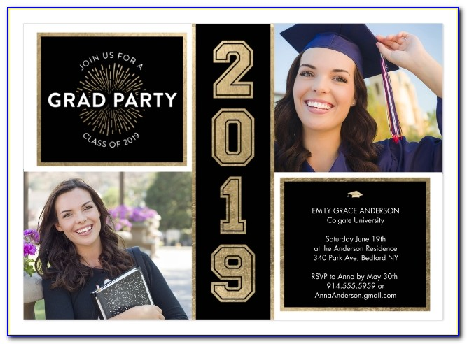 Cvs College Graduation Announcements