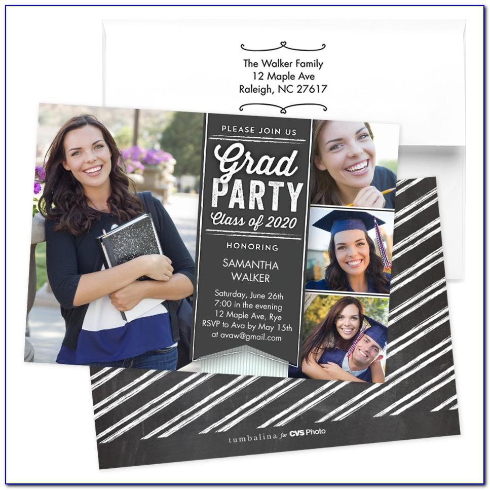 Cvs Graduation Announcements