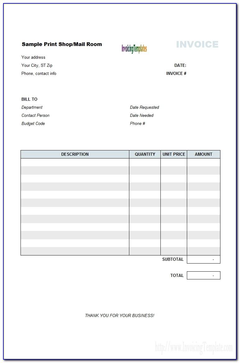 Ebay Request Invoice App
