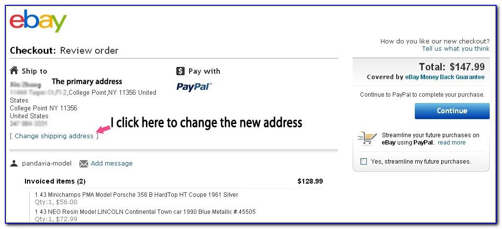 Ebay Request Invoice Buy It Now