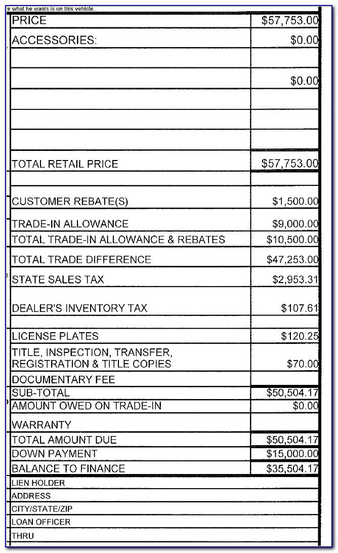 F150 Dealer Invoice Price
