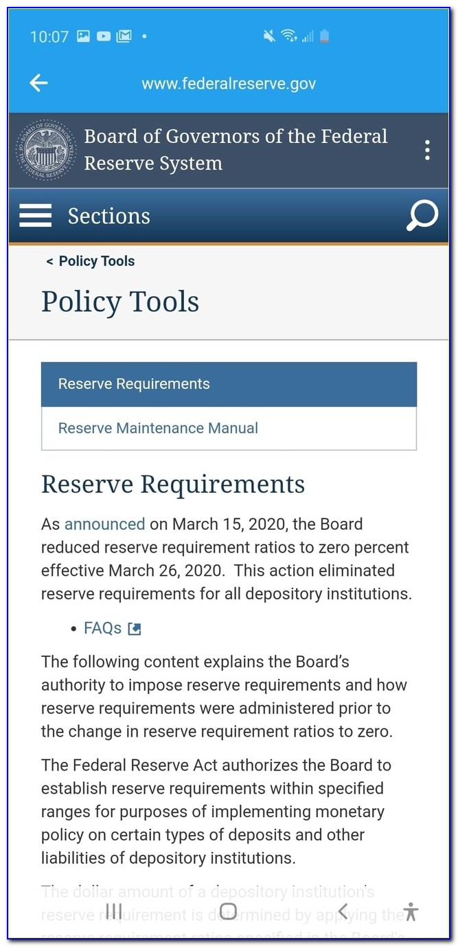 Federal Reserve Announcement Today Time