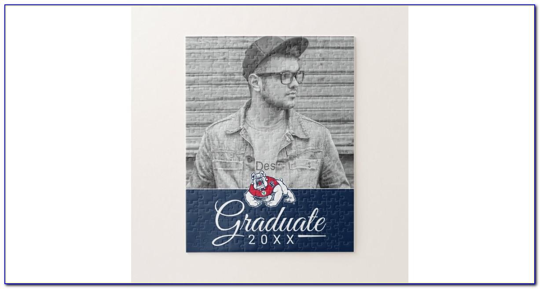 Fresno State Graduation Announcements