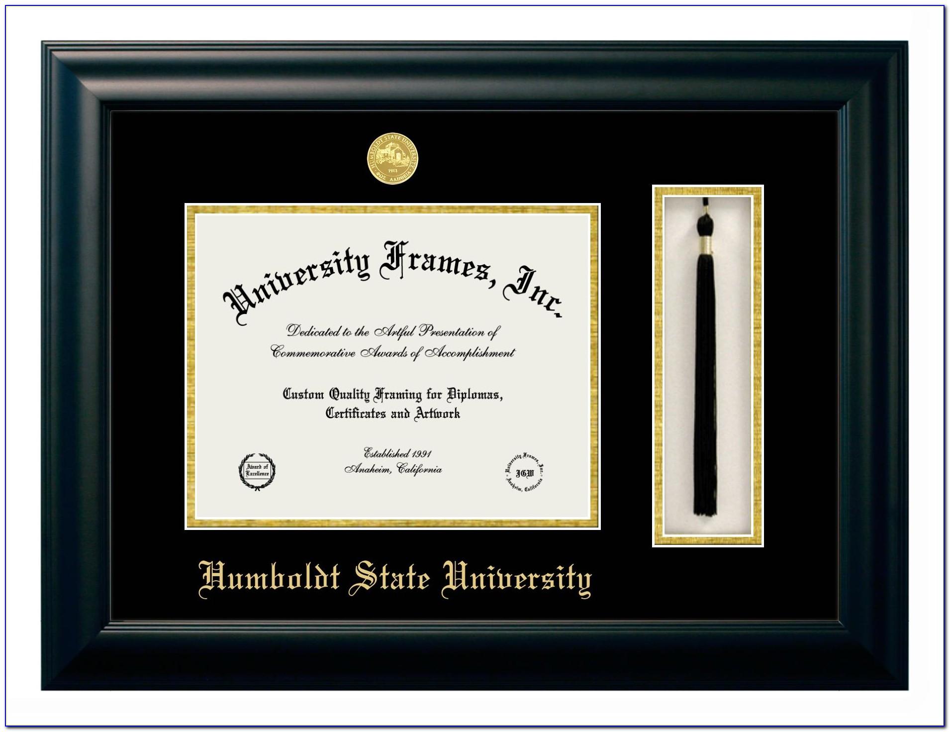 Humboldt State Graduation Announcements