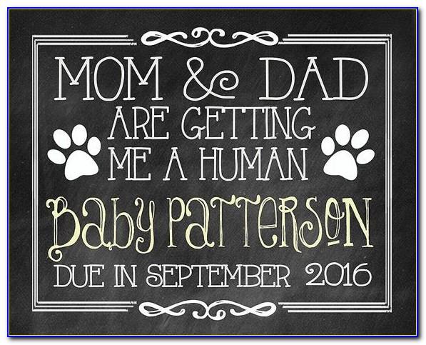 Mad Gab Pregnancy Announcement