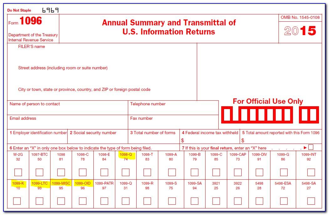 Printing 1099 Misc Forms Quickbooks