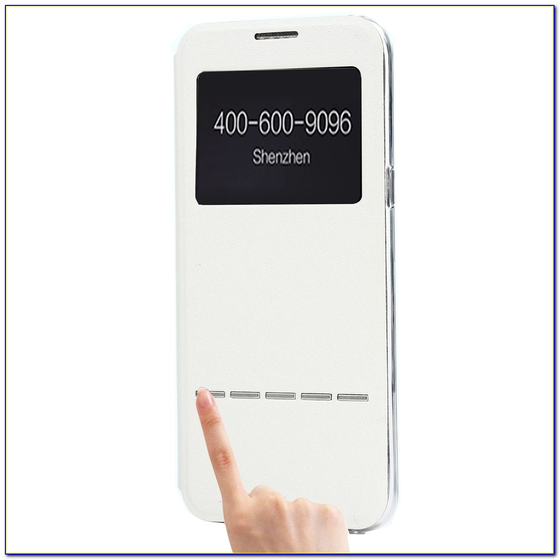 Samsung Galaxy S8 Announce Caller