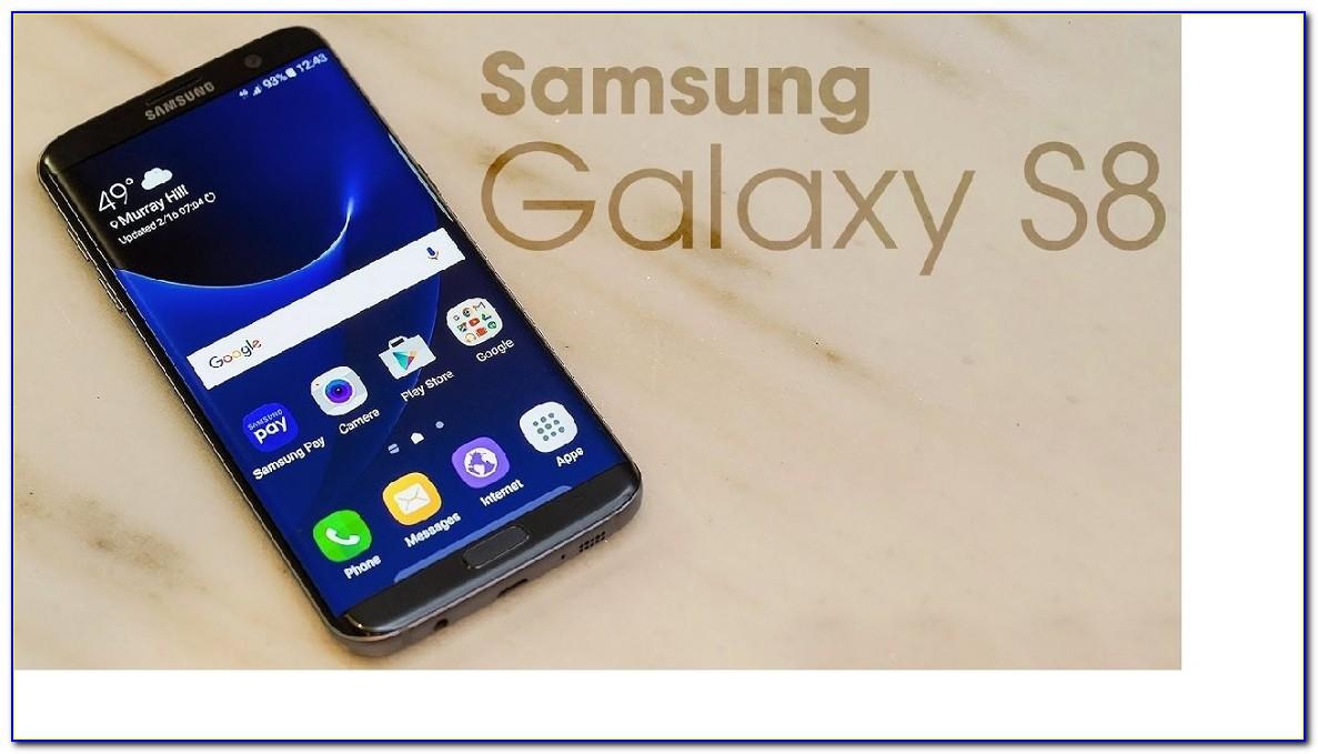 Samsung S8 Announce Caller
