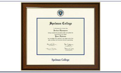 Spelman College Graduation Announcements