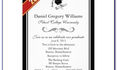 Stanford Law Graduation Announcements