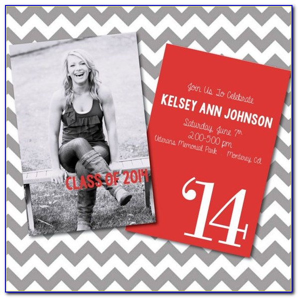 Two Sided Grad Announcements
