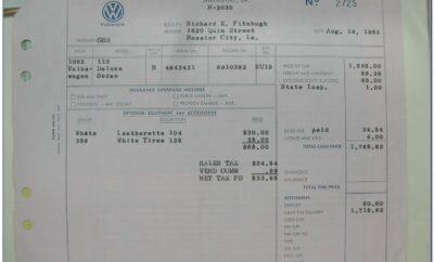 Vw Tiguan Dealer Invoice
