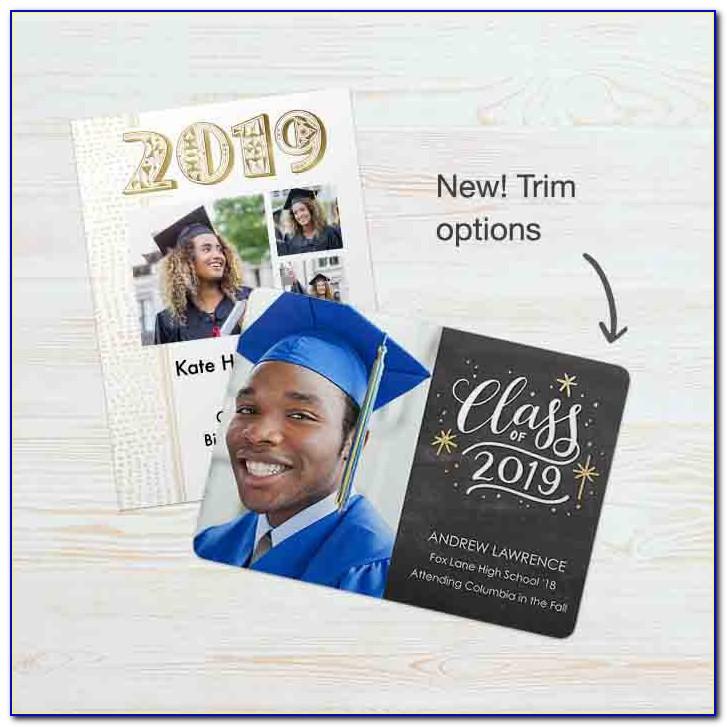 Walgreens Graduation Announcements 2018