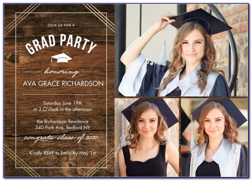 Walgreens Graduation Announcements 2020