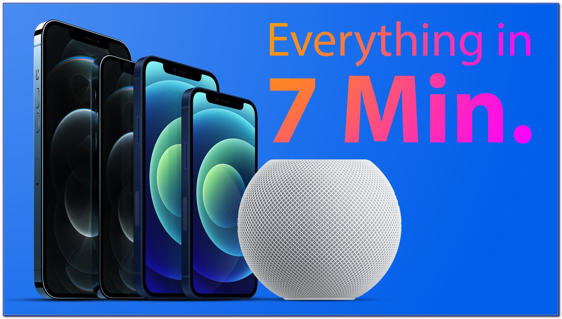 What New Products Did Apple Announce Today