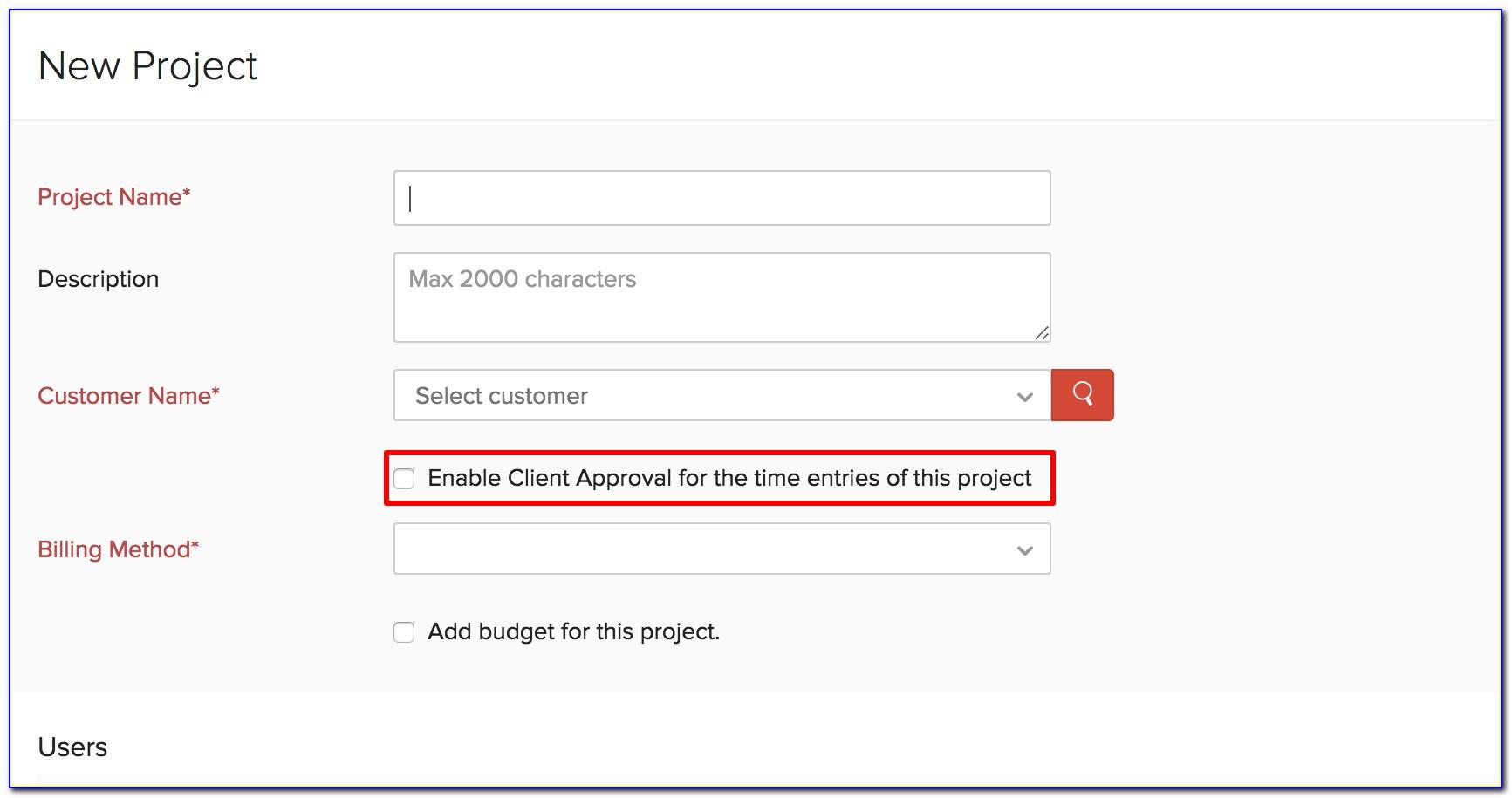 Zoho Invoice Desktop App