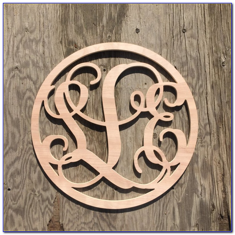 3 Inch Wooden Letters For Sale