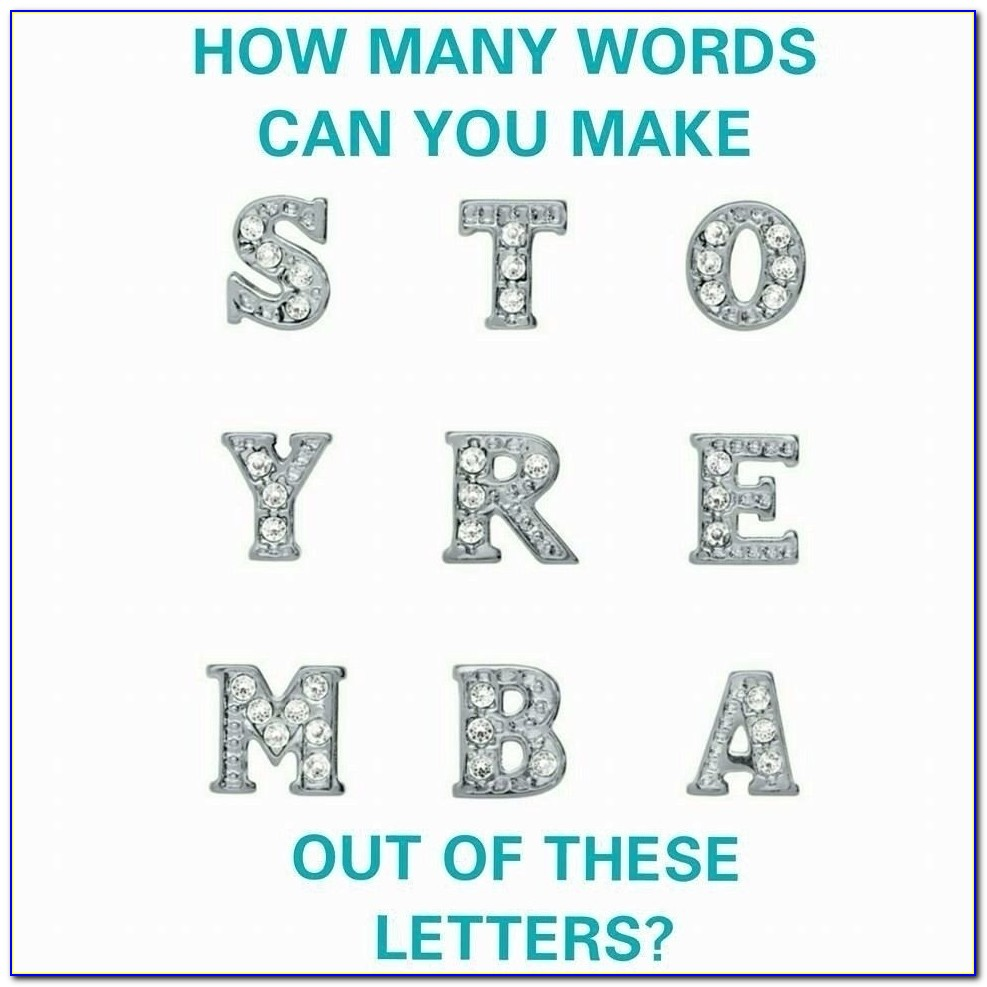 Find Words With These Letters And 2 Blanks