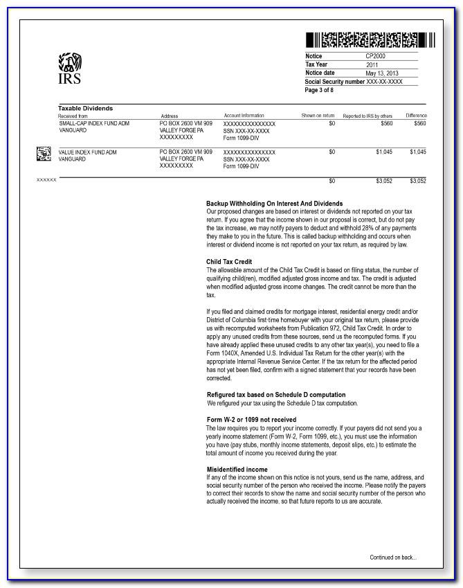Irs Audit Response Letter Sample