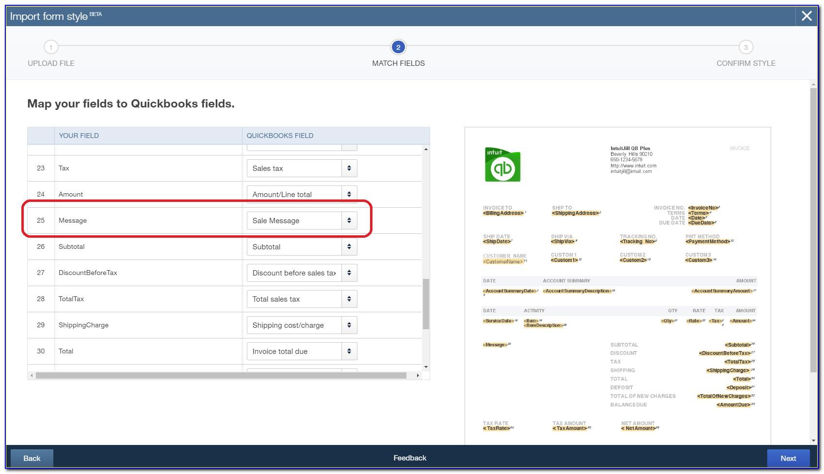 Quickbooks Invoicing For Gmail