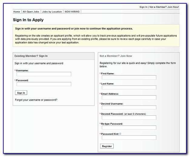Securitas Job Application Status