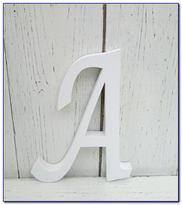 Unfinished Wood Letters Bulk