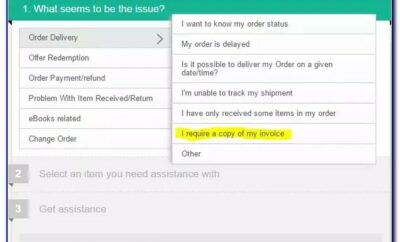 What To Enter In Invoice Email In Flipkart