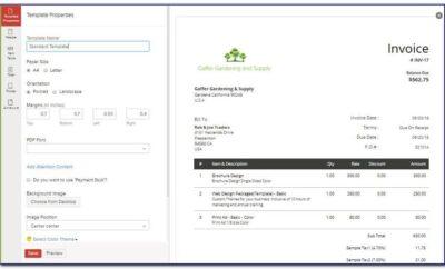 Zoho Invoice Late Fees